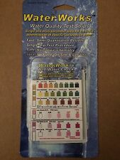 Well Water Test Kit 7 way 2 each of: pH, Alk, Nitrates, Nitrites, Iron, Hardness