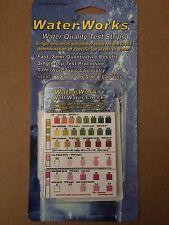 Well Water Test Kit 7 way 2 each of: pH, Alk, Nitrates, Nitrites, Iron, Hardness