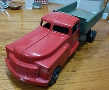 Cass Wood & Plastic Toy Co. 1940s Dump Truck New York