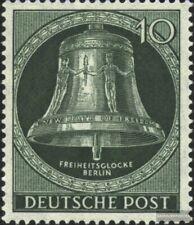 Berlin (West) 102 postfrisch 1953 Freiheitsglocke