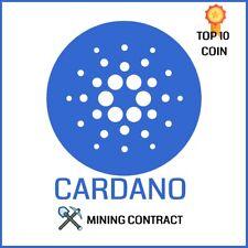 6 Cardano (ADA) Crypto Mining Contract Cryptocurrency