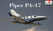 PLASTIC MODEL AIRPLANE BUILDING KIT AIRCAFT PIPER PA-47 1/72 AMODEL 72343