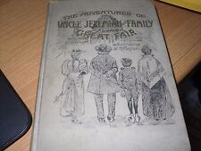 The Adventures of Uncle Jeremiah & Family at the Great Fair 1893 HC 60 Illustrat