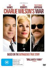 Charlie Wilson's War  - DVD - NEW Region 4