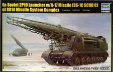2P19 Launcher w/R-17 Missile(SS-1C SCUD B) of 8K14 model kit Trumpeter 01024