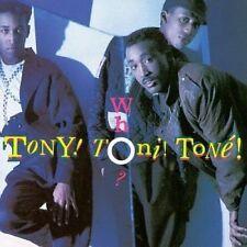 Tony! Toni! Toné! Who? (1988) [CD]