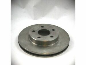 Front Pronto Brake Rotor fits Buick Somerset Regal 1985 43VHZB