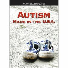Autism Made in the USA DVD Gary Null, Health, Vaccines, Poison, Kids no case