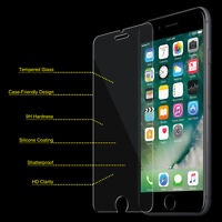 20 x Wholesale LOT iPhone 7 Plus Tempered GLASS Screen Protector Bubble Free