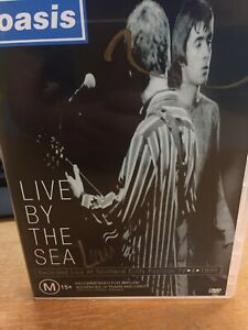 OASIS Live By The Sea DVD Autographed By Noel & Liam Gallagher