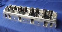 """SBF Ford E-Force HP Aluminum Cylinder Head 170cc, 60cc 1.90"""" 1.60"""" By Edelbrock"""