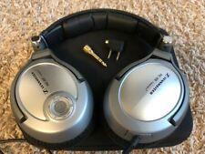 Sennheiser PXC 450 Active Noise-Cancelling Over-Ear Headphones - Silver