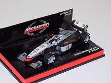 1/43 Minichamps F1 Formula 1  McLaren Mercedes 1998 West MP 4/13 M.Hakkinen