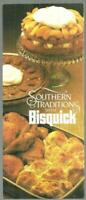 Southern Traditions with Bisquick 1981 Biscuits, Fish, Hush Puppies, Pecan Pie,