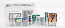 1960 MNH UNO New York year complete postfris**