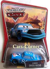 Disney Pixar Cars 1 Dinoco Chick Hicks #26 im neuen Outfit World of Cars 2006