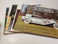 Antique Automobile Magazine Vintage 1981 Full Year 6 Issues Jan-Dec