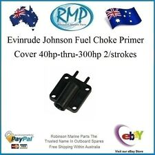 A1 Fuel Choke Primer Solenoid Cover 40hp-300hp Johnson Evinrude OMC 341071