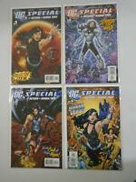 DC Special The Return of Donna Troy set #1-4 8.0 VF (2005)