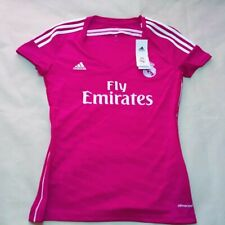 Women's Real Madrid pink jersey 2014- 2015