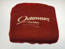 Outerwears Pre Filtro Para Losi 5IVE-T RTR mtxl & Mini Cooper Rojo