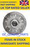 Radiator Fan Viscous Clutch Coupling Hub 004-013-0004 ABAKUS for BMW