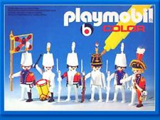 Playmobil Sets pieces: 3608-3609 Theme : Color