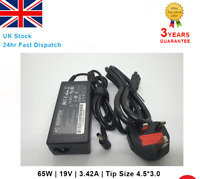 For ASUS P2520L-XO0040G Laptop 65W AC Adapter Charger Power Supply 4.5*3.0mm Tip