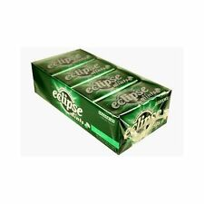 (Pack of 8) Eclipse Spearmint Sugarfree Mints