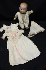 "Early 13"" My Dream Baby Doll by Arranbee Bisque Head Composition Hands Germany"