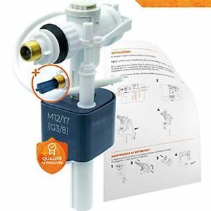 Flotteur WC Chasse d'eau Haute Qualité 2X PLUS RAPIDE [Filtre + Notice]