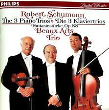 """""""Beaux Arts Trio"""" - """"Robert Schumann"""" - """"The 3 Piano Trios"""" - ( CD - Philips )"""
