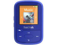 SANDISK Clip Sport Plus Mp3-Player 16 GB Akkulaufzeit: 20 h Blau
