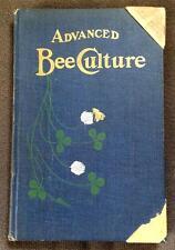 BEEKEEPING ANTIQUE BOOK Equipment BEE HIVE Honey SMOKER Apiary BEEKEEPER SUPPLY