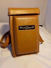 Ricoh TLR Super 44 Tan Leather Case
