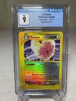 Pokemon Expedition Clefable Reverse Holo 7/165 - 2002 CGC Mint 9 PSA