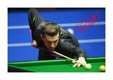 More details for mark selby snooker a4 signed photograph picture poster with choice of frame. pot