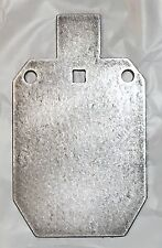 "AR500 1/3 IDPA IPSC Steel Shooting Target Gong 3/8"" 6"" X 10"""