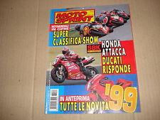 MOTOSPRINT 32/1998 APRILIA RS 50 e RX 50/SUZUKI VL 1500 LC