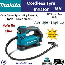 Makita DMP180Z 18V Li-ion Cordless Tyre Inflator - Skin Only