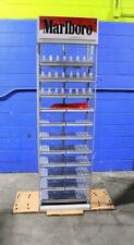 New Cigarette Display Rack Shelving Unit Tobacco Shelf Merchandiser Flex Frame 2