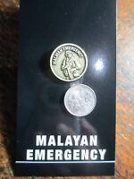 Australian Malayan Emergency Badge Lapel Pin