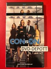 The Con Is On (DVD) & Slipcover Brand New FAST Free Shipping With Tracking