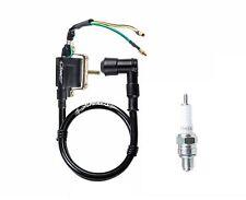 Baja TaoTao Ignition Coil & Spark Plug for 70cc 90cc 110cc 125cc 140cc ATV Bike