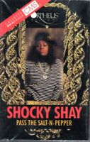 Shocky Shay Pass The Salt N Pepper Rap Hiphop Cassette Tape Single New Sealed