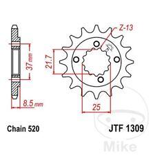 JT Sprockets Ritzel 15 Zähne Teilung 520 grobverzahnt 4 mm Innen ø 18//20 mm
