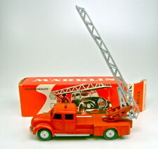 Märklin 8023 vigili del fuoco auto rosso buono stato in OVP/BOX