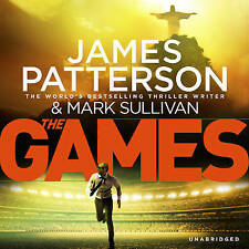 CD Audio James Patterson Books in English