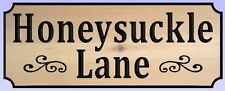 Custom Carved Wood Sign! Cedar. Chipped corners Best Seller ! 9 x 23 size
