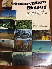 CONSERVATION BIOLOGY for the AUSTRALIAN ENVIRONMENT. Burgman. EXPPRESSpost